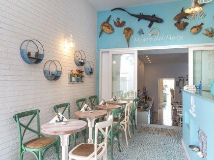 Bar in terrazza Hotel Quattro Cuori